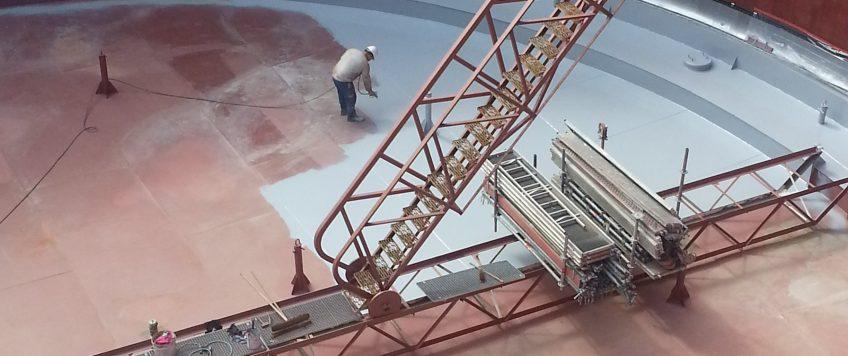 formations sur les risques chimiques dans le traitement de surface